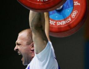 Украински щангист хванат с допинг
