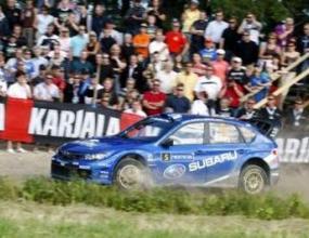 Субару пускат трета машина във WRC