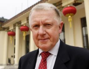 Председателят на Координационната комисия Хайн Фербрюген напусна МОК