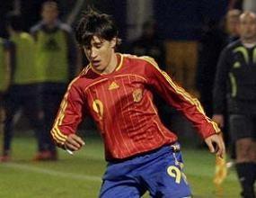 Боян Къркич сменя Фернандо Торес за мачовете на Испания срещу Босна и Армения