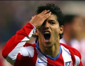 Атлетико продава Агуеро срещу 60 млн. евро