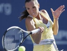 Йелена Янкович и Серина Уилямс на финала на US Open