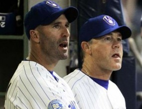 """В десетката - с """"временен"""" мениджър към плейоф в MLB"""