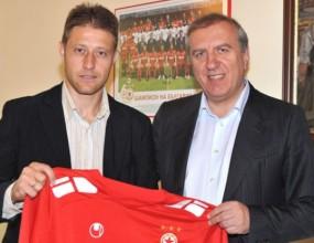 Манчев подписа с ЦСКА до края на сезона