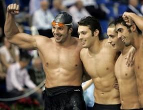 Четири световни и четири европейски рекорда в първия ден на ЕП по плуване в малък басейн