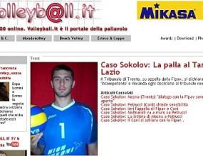 """Съдът в Рим решава случая """"Цветан Соколов"""", шансовете му да играе в Тренто намаляват"""