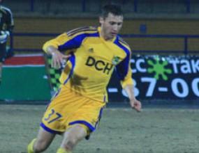 Защитникът на Металист (Харков) бе избран за футболист номер 1 на Молдова