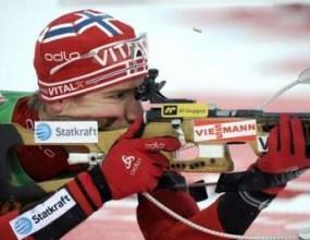 Емил Свендсен спечели и преследването на 12,5 км при мъжете
