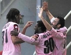 Палермо без Миколи се доближи до УЕФА