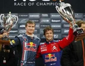 Себастиен Льоб е Шампион на шампионите за 2008 година!