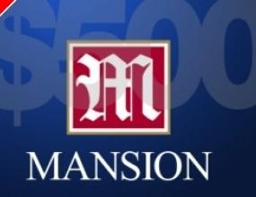 $500 PokerNews фрийроли всяка седмица в Mansion