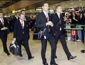Бербо и Ман Юнайтед кацнаха в Токио