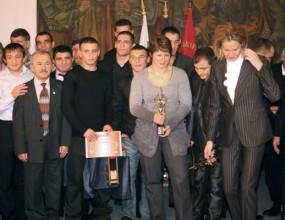 БФБорба раздаде близо 300 000 лева на призьорите си за 2008-ма
