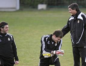 Камара футболисти не тренират за Реал