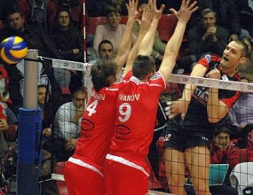 ЦСКА се лашка цял ден до Полша
