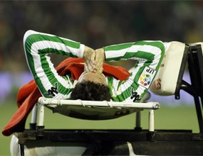 Бетис загуби европейски шампион за мача с Реал