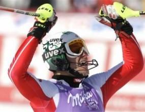 Прангер спечели златния медал в слалома, Стефан Георгиев 16-и