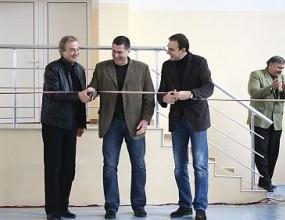 Откриха новата зала за лека атлетика във Варна