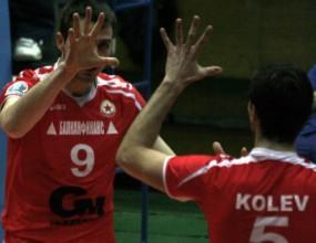 ЦСКА с категорична победа над Пирин в Разлог