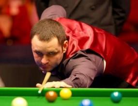 Стихийно начало за Магуайър на Welsh Open