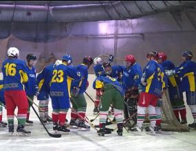 ЦСКА разгроми Спартак София в мач от държавното първенство по хокей