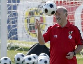 Дел Боске приключва с футбола след Мондиал 2010