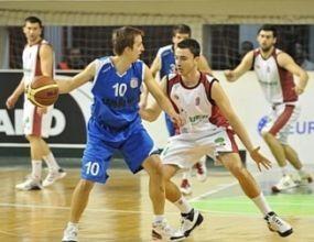 Рилски спортист - Раднички на четвъртфиналите на Еврохолд Балканска лига