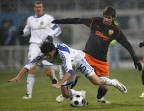 Динамо не успя да надделее над Валенсия