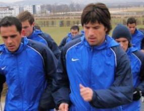 Черноморец тренира в пълен състав за мача с Ботев