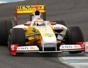 """Алонсо показа скорост: Най-бърз на """"Херес"""""""