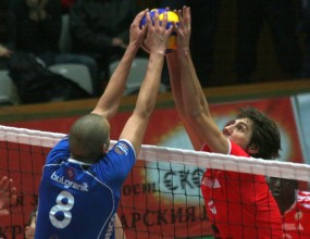 ЦСКА и Левски играят за геврек! Без премии при победа във волейболното дерби