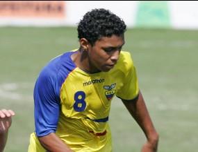 Реал купи 19-годишен еквадорец