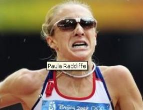 Пола Радклиф отново аут за Лондонския маратон