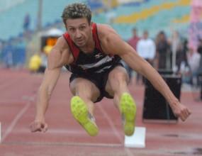 Джоко ще скача за медал във финала в скока на дължина, фаворитът Цатумас отпадна