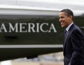 Барак Обама в Прага за Шампионската лига