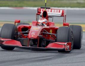 Откриват изложба за Формула 1 пред Народния театър
