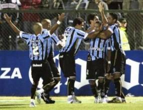 Гремио с първа победа за Копа Либертадорес