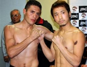 Японец разби мексикански шампион