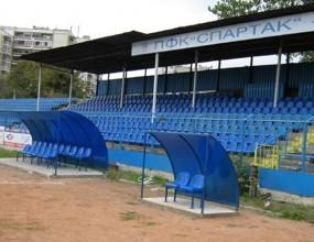 Спартак (Варна) въведе нов режим за достъп до стадиона