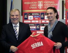 ФИФА разреши на звезда на Борусия Д да играе за Сърбия