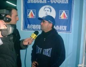 Златин Тепсиев: Не ни дреме от феновете на Ботев, синьото море ще ги залее