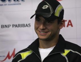 Григор Димитров срещу тенисист от Тайланд в Банкок