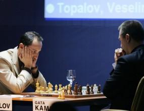 Топалов завърши наравно в първия кръг на турнира в Ница