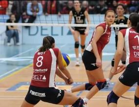 """Цвети Заркова и """"червените врани"""" губят драматично от рускини на полуфинала за Купа CEV с 2:3"""