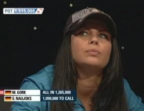 Сандра Нойос спечели €917,000 от 2009 EPТ Дортмунд