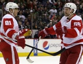 Шампионът Детройт чупи рекорди в НХЛ