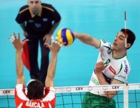 Владо Николов и Кунео спечелиха малкия финал на Купа CEV с 3:1 над Алмерия