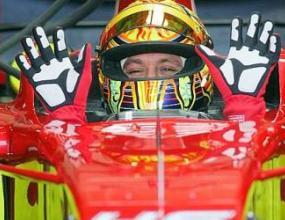 Роси: Съжалявам за Ферари