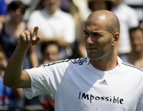 Зидан отново блести за Реал (Мадрид)