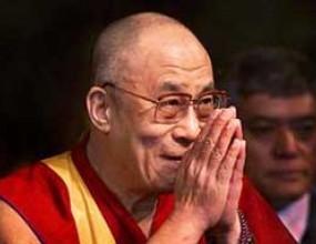 Не разрешават на Далай Лама да гледа футбол